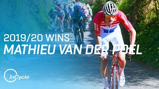 Mathieu van der Poel | 2019 and 2020 Wins | inCycle