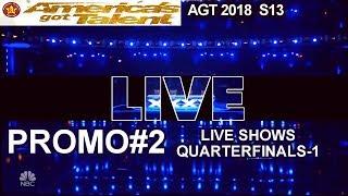 Mochi AGT Quarterfinals