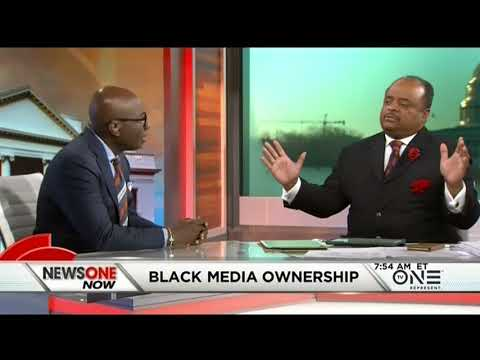 Armstrong Williams Discusses Black Media Ownership, Acquiring New Stations & Sinclair Broadcasting