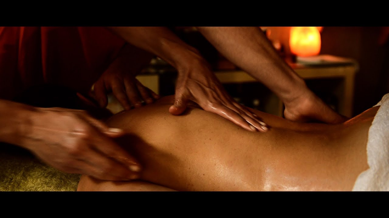 from Reese watch video of sensual gay massage