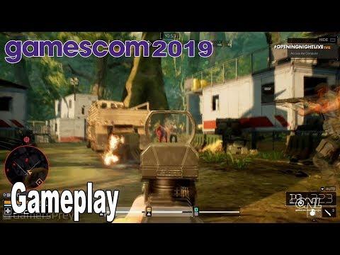 Por fin vemos en movimiento gameplay del videojuego de Depredador