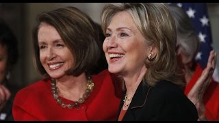 Nancy Pelosi: Obama & Hillary Are Leaders Of The Dem Party Today
