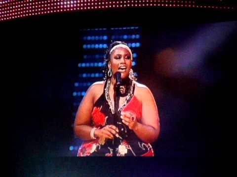 Mandisa - Broken Hallelujah at Women of Faith in  D.C.