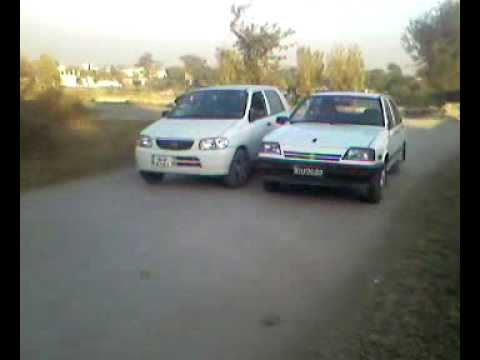 Suzuki Khyber Vs Alto Youtube