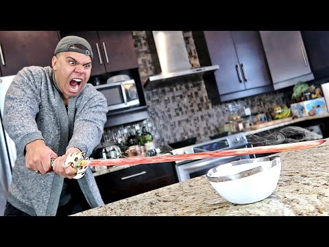 Thumbnail: THIS BOWL CAN NOT BE SPILLED!! (IMPOSSIBLE CHALLENGE)