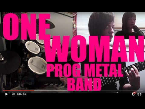 1 Woman Prog Metal Band