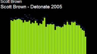 scott brown - Detonate 2005