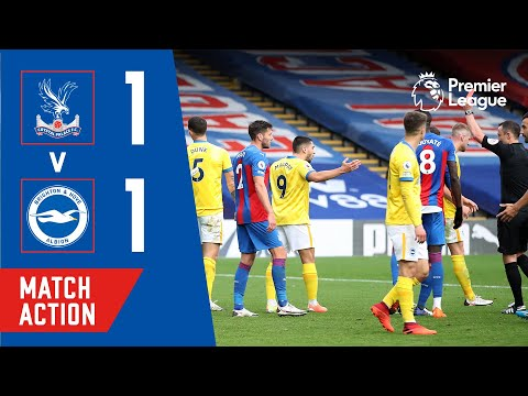 Crystal Palace Brighton Goals And Highlights