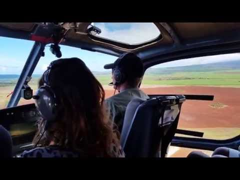 Air Maui (Hawaii) Island Tour by Helicopter 1/7