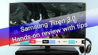 Samsung Tizen 3.0 - Hands-on review with tips