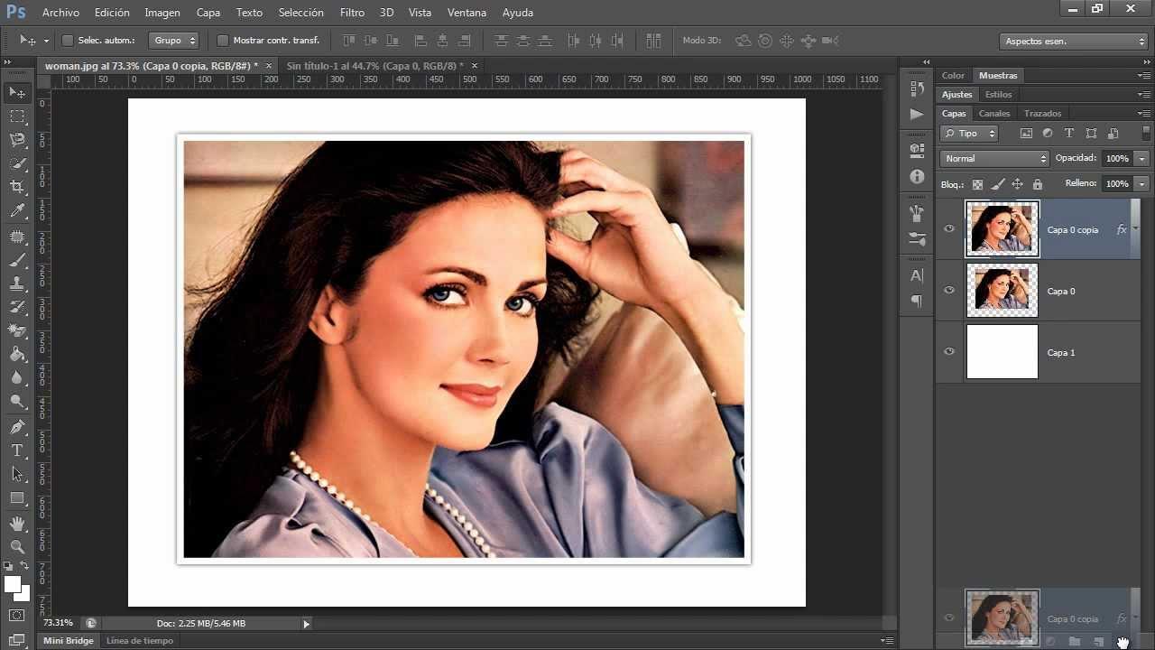 Crear Marco Polaroid en Una Imagen - Photoshop Tips y Trucos Vol. 4 ...