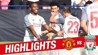 Highlights: Man United 1-4 Liverpool | Shaqiri's wonder strike in Michigan