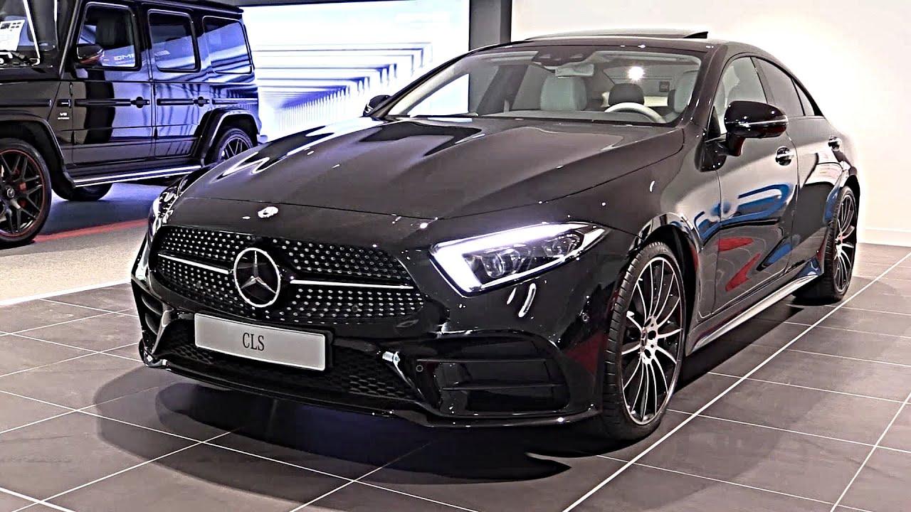 Download 2020 Mercedes CLS 350 AMG - FULL REVIEW Interior Exterior 2021