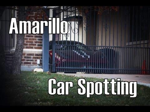 Amarillo, Texas Car Spotting