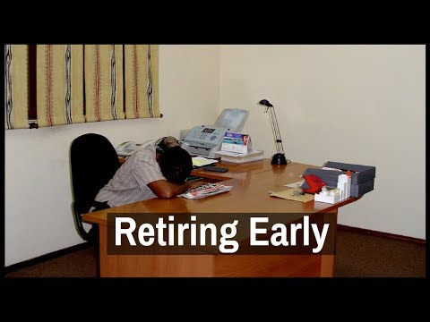 On the Benefits of Retiring Early