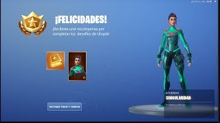 🔴 PLAYING WITH MY NEW SKIN FOR FREE! *SINGULARITY* FORTNITE - Victor