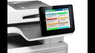 МФУ HP Color LaserJet Enterprice M577f