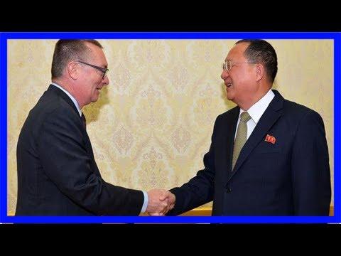 Korean peninsula situation most dangerous security issue: united nations envoy jeffrey feltman