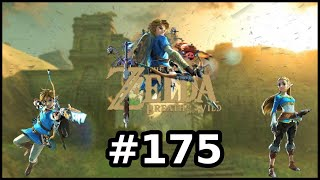 The Legend of Zelda: Breath Of The Wild: Ep #175 - Cappuccio e Maglia - Gameplay Ita