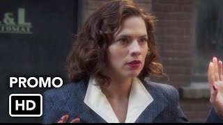 "Marvel's Agent Carter 1x06 Promo ""A Sin to Err"" (HD)"