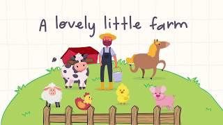 Little Syne-Lovely Little Farm [Official Animated Music Video]