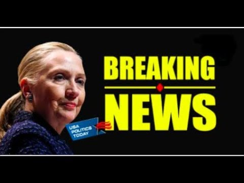 Download Youtube: HILLARY CLINTON EMERGES MAKES INFURIATING ANNOUNCEMENT!