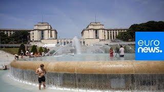 موجة حر تلفح أوروبا.. وفرنسا بحالة استعداد قصوى لكسر الرقم القياسي لـ 45 درجة…