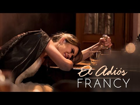 Francy - El Adiós  (Video Oficial)