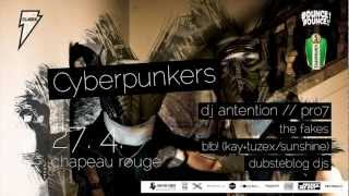 CLASH!+B!B!: Cyberpunkers /ita,DJ Antention /ru,PRO7 /fr,The Fakes,Bounce!Bounce!-27.4 Prague II