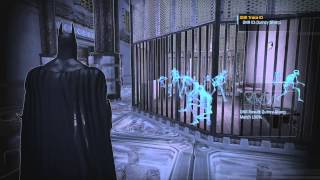 Batman Arkham Asylum #16: Jockey