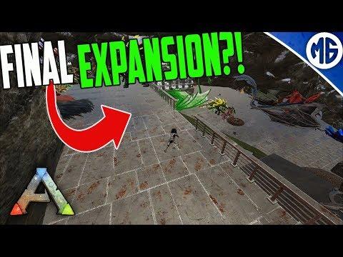 MASSIVE BASE IMPROVEMENTS! 5 man Ragnarok PvP | Ark: Survival Evolved