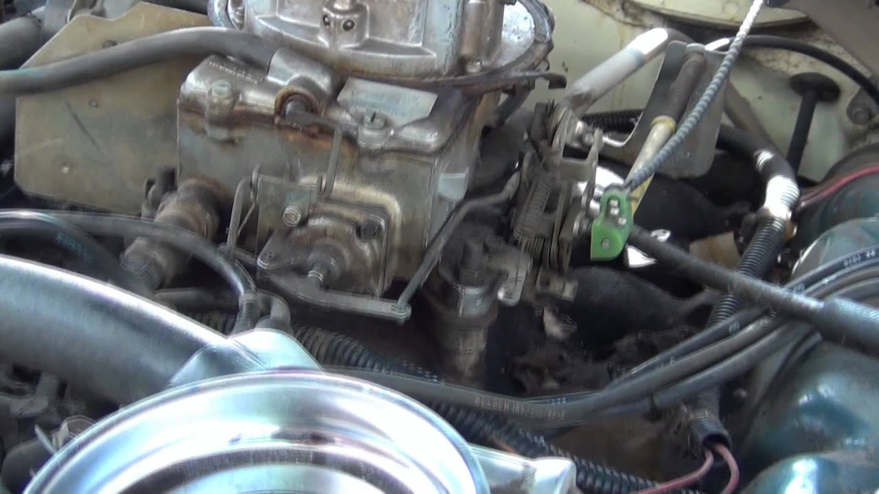 Ford 1 9l Engine Diagram Accelerator Pump Replacement Youtube
