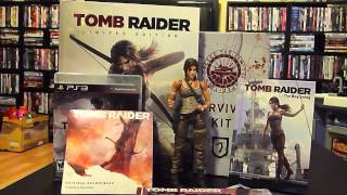 Tomb Raider (2013) PS3 Collector