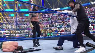 WWE SMACKDOWN 30 04 2021 Review GREAT MAIN EVENT