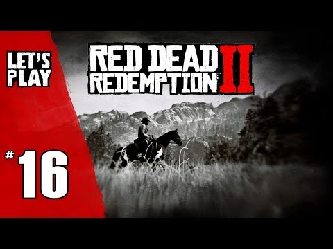 Let's Play Red Dead Redemption 2 - Ep. 16: You're the Brains, I'm the Muscle thumbnail