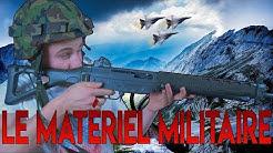 LE MATÉRIEL DE L'ARMÉE SUISSE ! #1