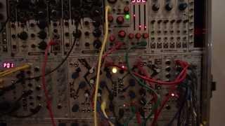A-151 + Mixer = Sequencer