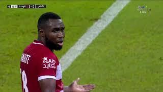 ملخص أهداف مباراة الأهلي 1-2 الوحدة | الجولة 3 | دوري الأمير محمد بن سلمان للمحترفين 2019-2020
