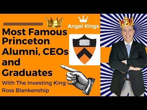 Princeton University Alumni: Most Famous & Notable Princeton alums - AngelKings.com