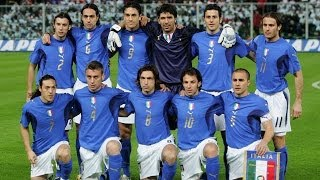 Highlights: Italia-Germania 4-1 (1 marzo 2006)