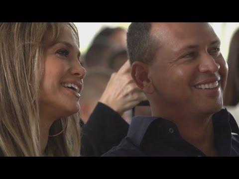 Inside Jennifer Lopez and Alex Rodriguez's Visit to the Mission International Rescue Foundation