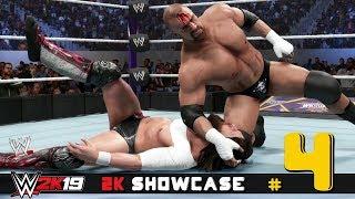 "WWE 2K19 (Hindi) 2K Showcase #4 ""HHH The Authority"" (PS4 Pro Gameplay)"