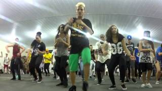 KILLDER ALVES| WORKSHOP DANCEHALL| F.N.D.U 2014 *WYRE FEATURING. ALAINE - NAKUPENDA PIA