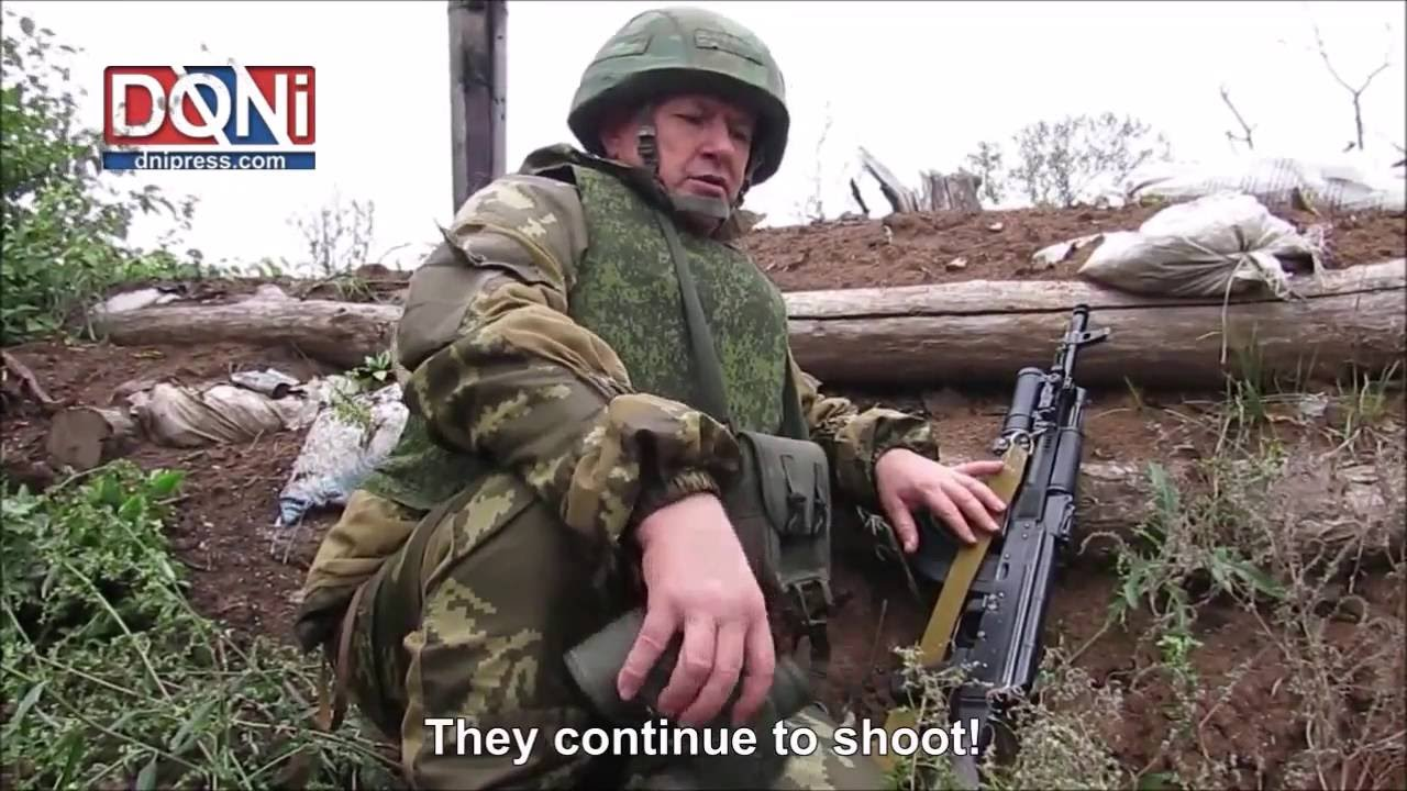 The truce in the Donbass 29