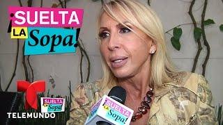 Suelta La Sopa | Laura Bozzo reacciona a los comentarios de Laura Zapata | Entretenimiento