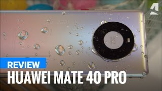 Huawei Mate 40 Pro full review