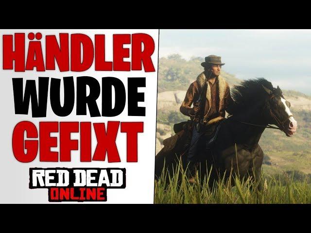 TIERSPAWNS WURDEN GEFIXT - Neues Update 1.18 macht Händler spielbar | Red Dead Redemption 2 Online