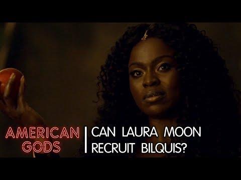 Can Laura Moon Recruit Bilquis? | American Gods - Season Two