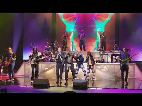 Earth Wind & Fire - Live (HD) at The Venetian Theatre in Las Vegas, May 5, 2018