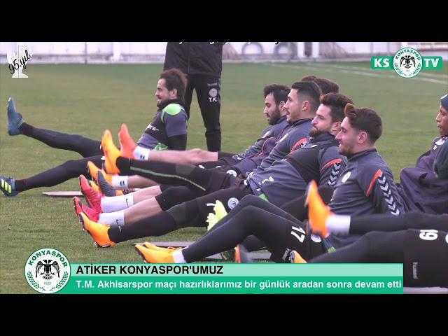 Takımımız bir gün aradan sonra T.M. Akhisarspor maçı hazırlıklarını sürdürdü